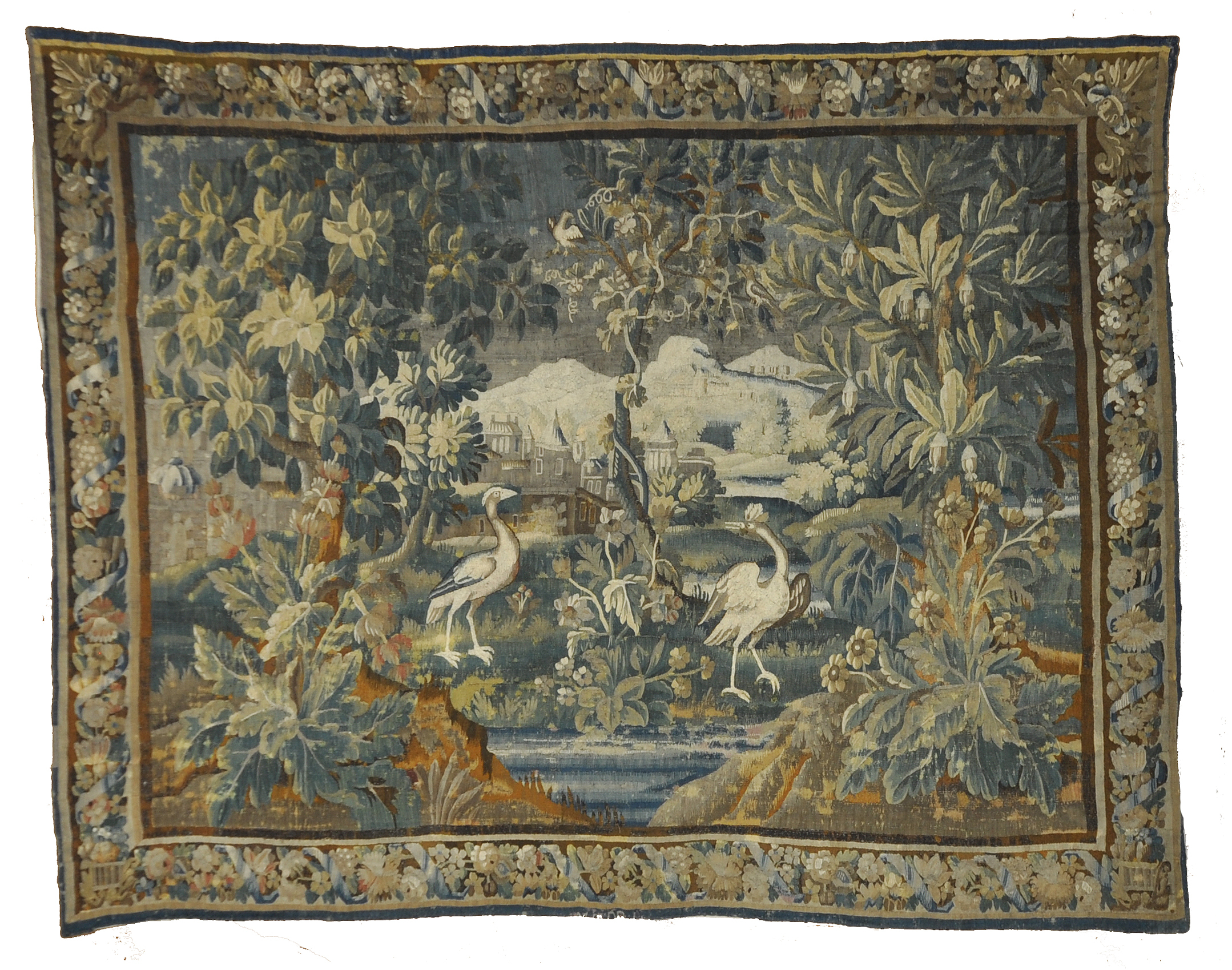 Tapestry Wall Hanging Tapestries Woven Art Santa Barbara With 2017 Blended Fabric Living Life Tapestries (View 18 of 20)