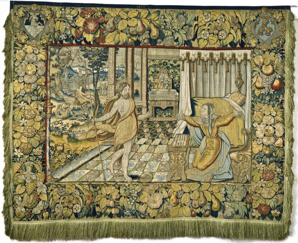 Tapestry Weaving In Sweden Within Most Recently Released Lion I European Tapestries (View 13 of 20)