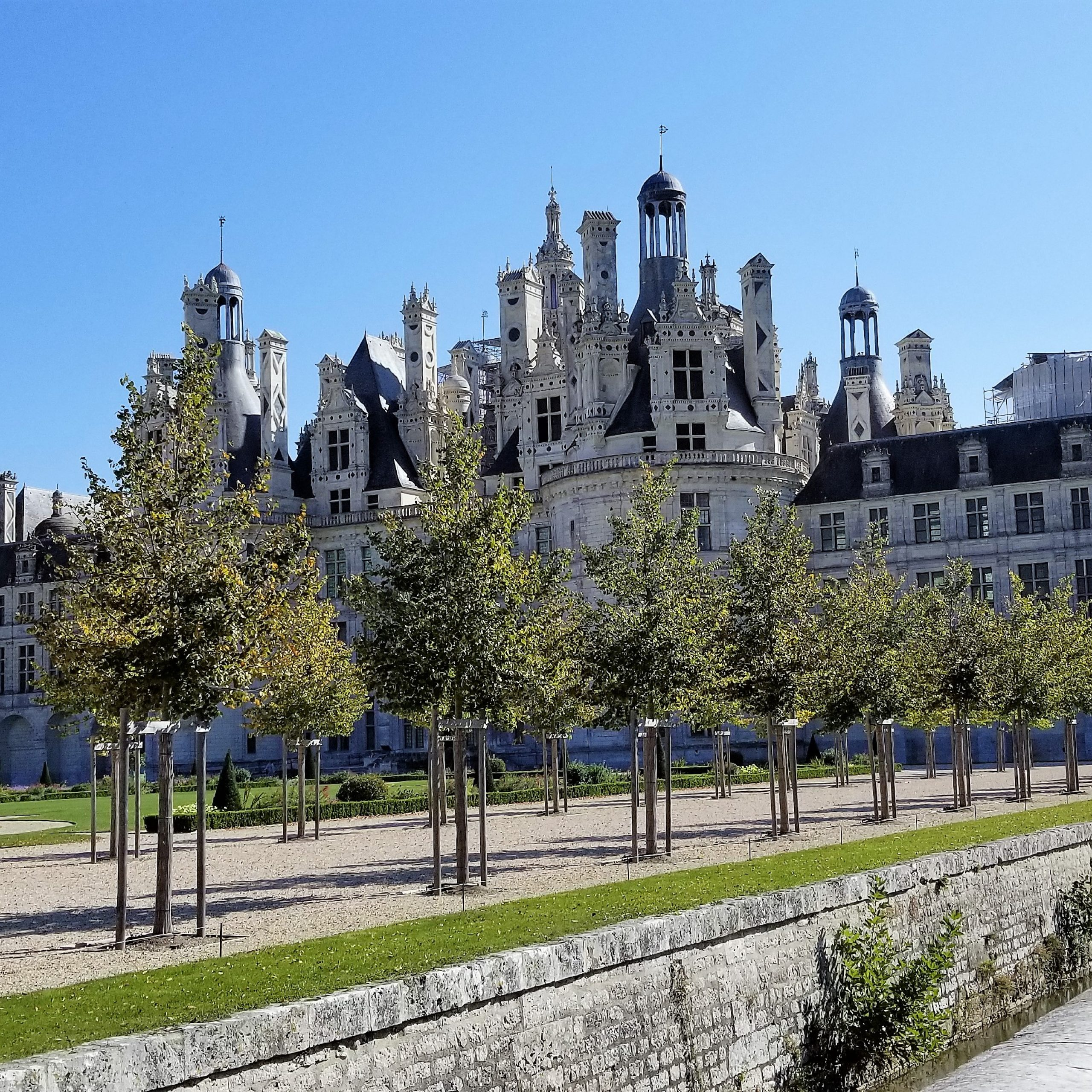 The Château De Chambord – The Beary Good Adventures Throughout Recent Chambord Castle I European Wall Hangings (View 10 of 20)