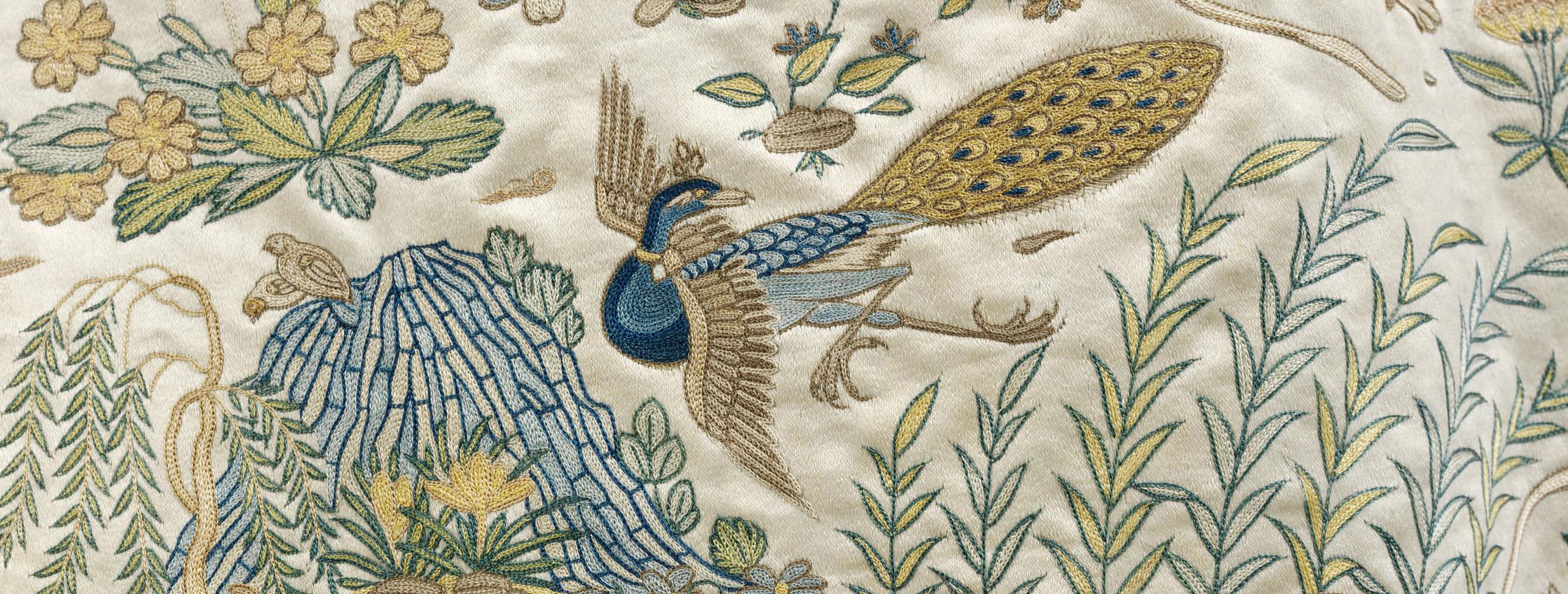 The Emperor's Humbler Clothes: Textures Of Courtly Dress In With 2018 Blended Fabric European Five English Horses Tapestries (View 18 of 20)