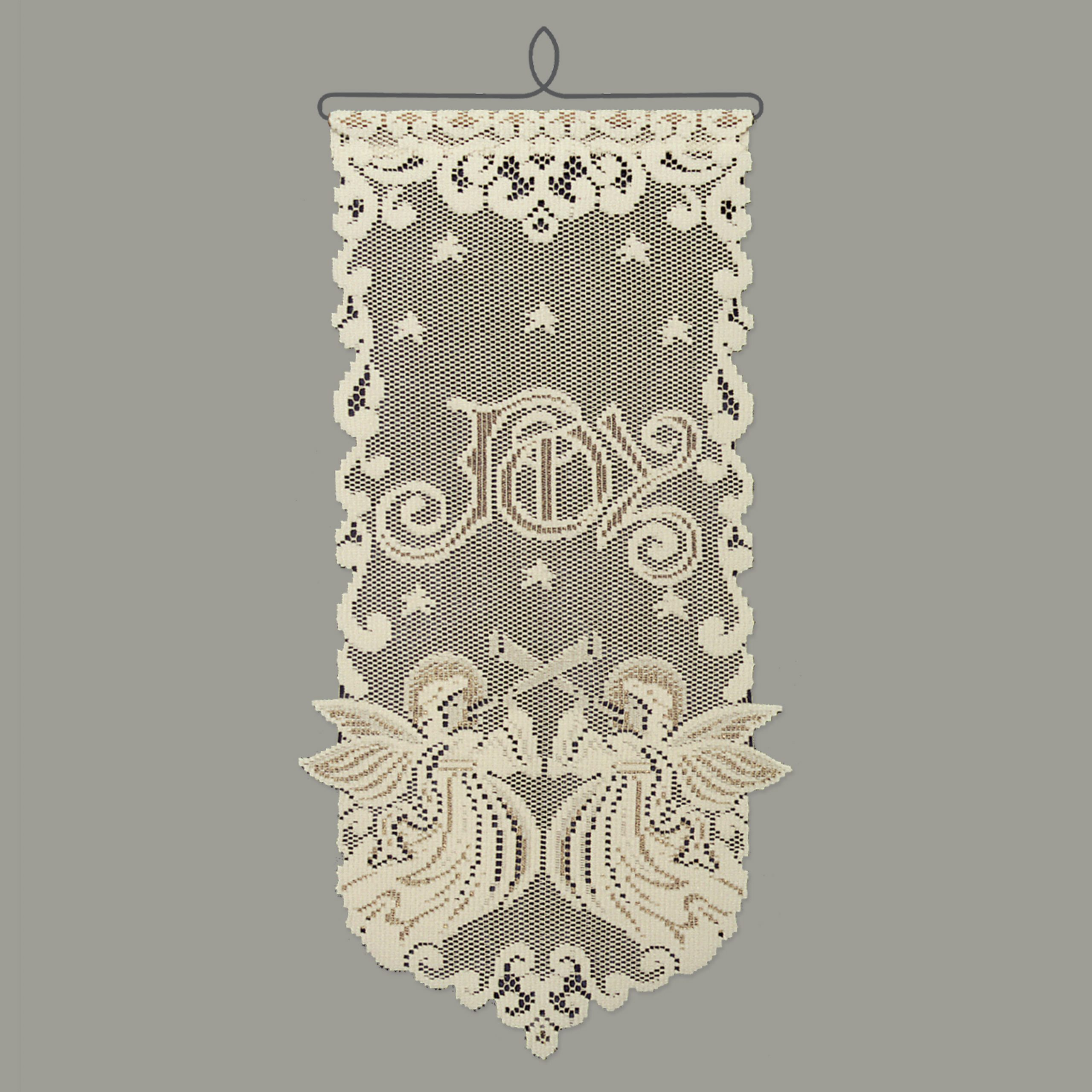 The Holiday Aisle® Angel Wall Hanging | Wayfair Pertaining To Newest Blended Fabric Clancy Wool And Cotton Wall Hangings With Hanging Accessories Included (View 5 of 20)