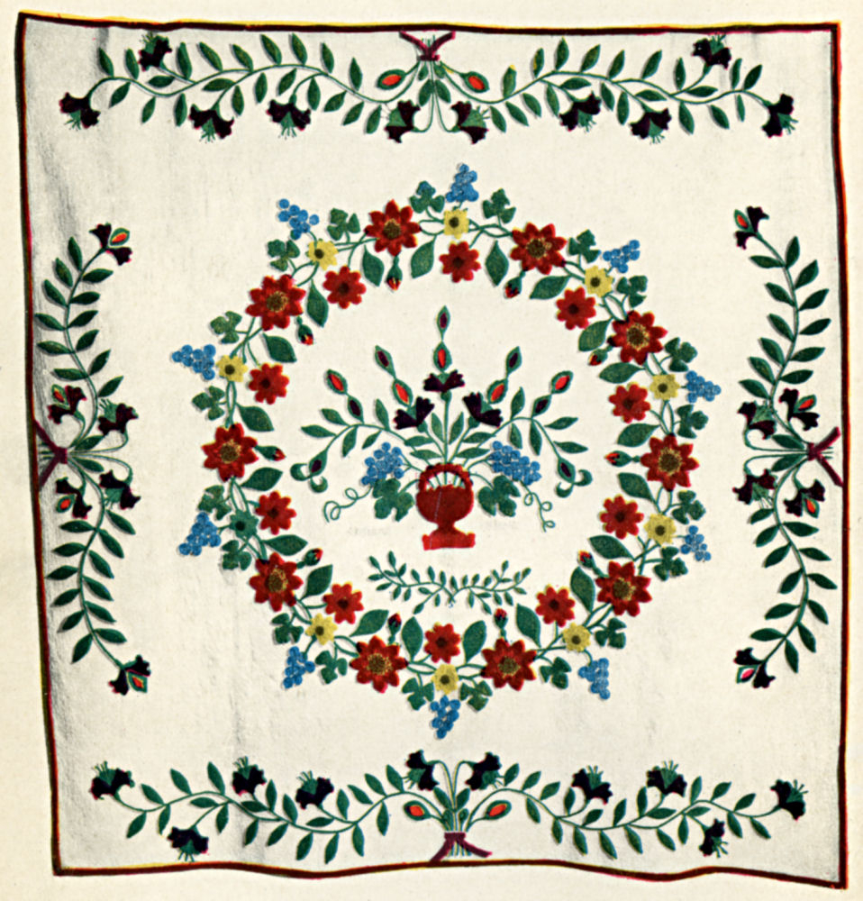 The Project Gutenberg Ebook Of Quilts,marie D (View 13 of 20)