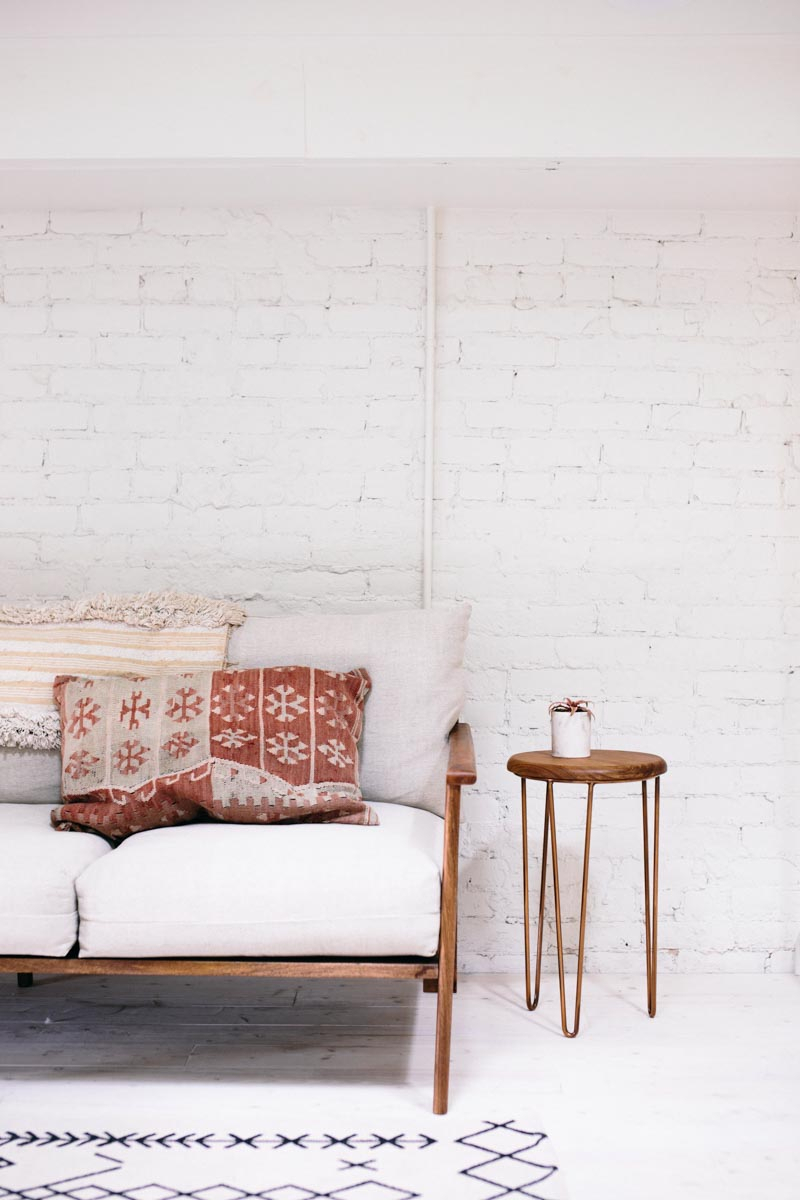The White Wall Controversy: How The All White Aesthetic Has Pertaining To Newest Blended Fabric Faraway Longing Wall Hangings (View 11 of 20)