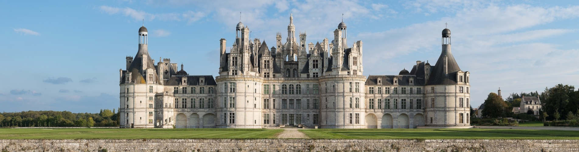 Tourism Chambord | Visit Chambord Castle | Chambord Region For Recent Chambord Castle I European Wall Hangings (View 4 of 20)