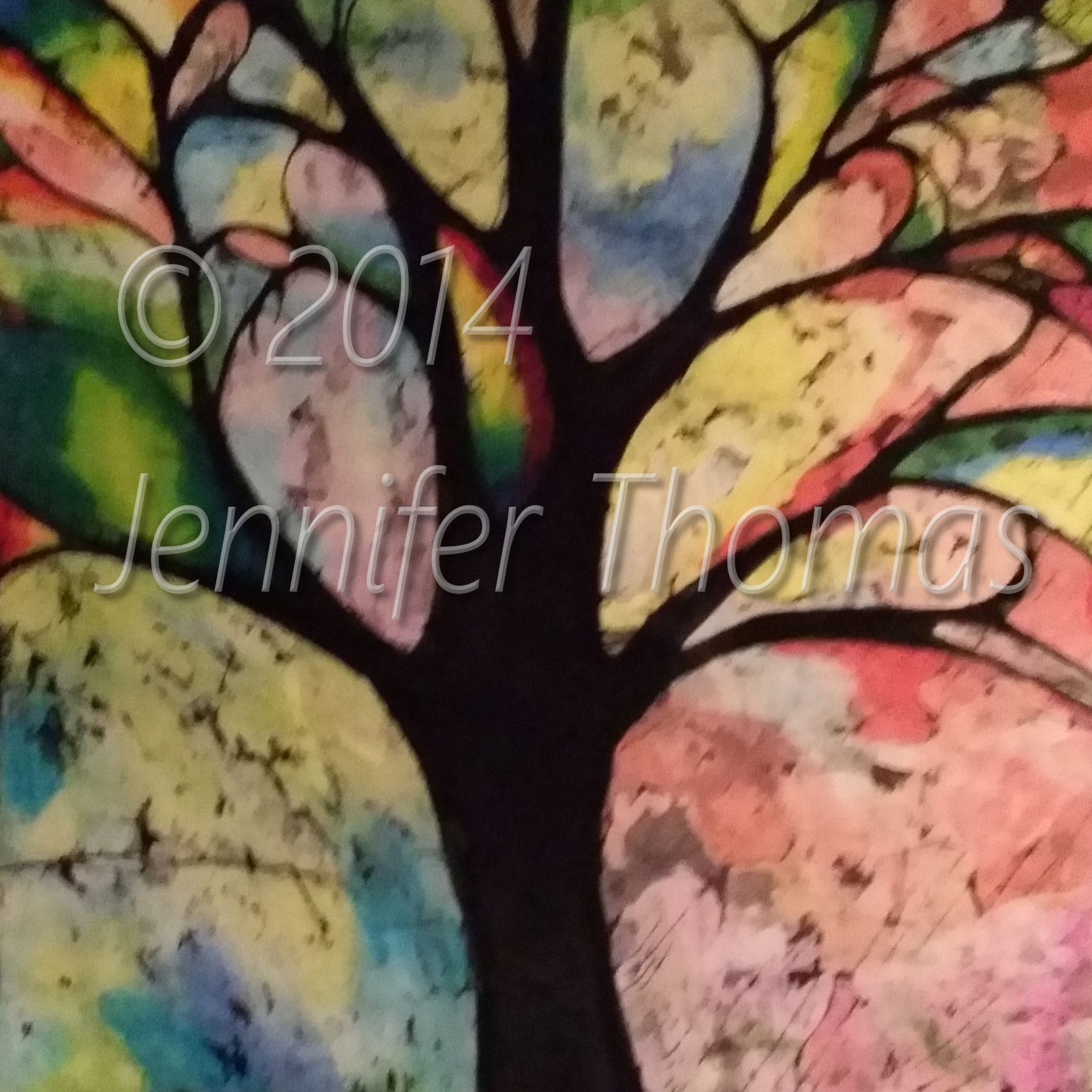 Tree Of Life – Mixed Media On Fabric | Art, Tree Of Life, Tree Intended For Current Blended Fabric Klimt Tree Of Life Wall Hangings (View 13 of 20)