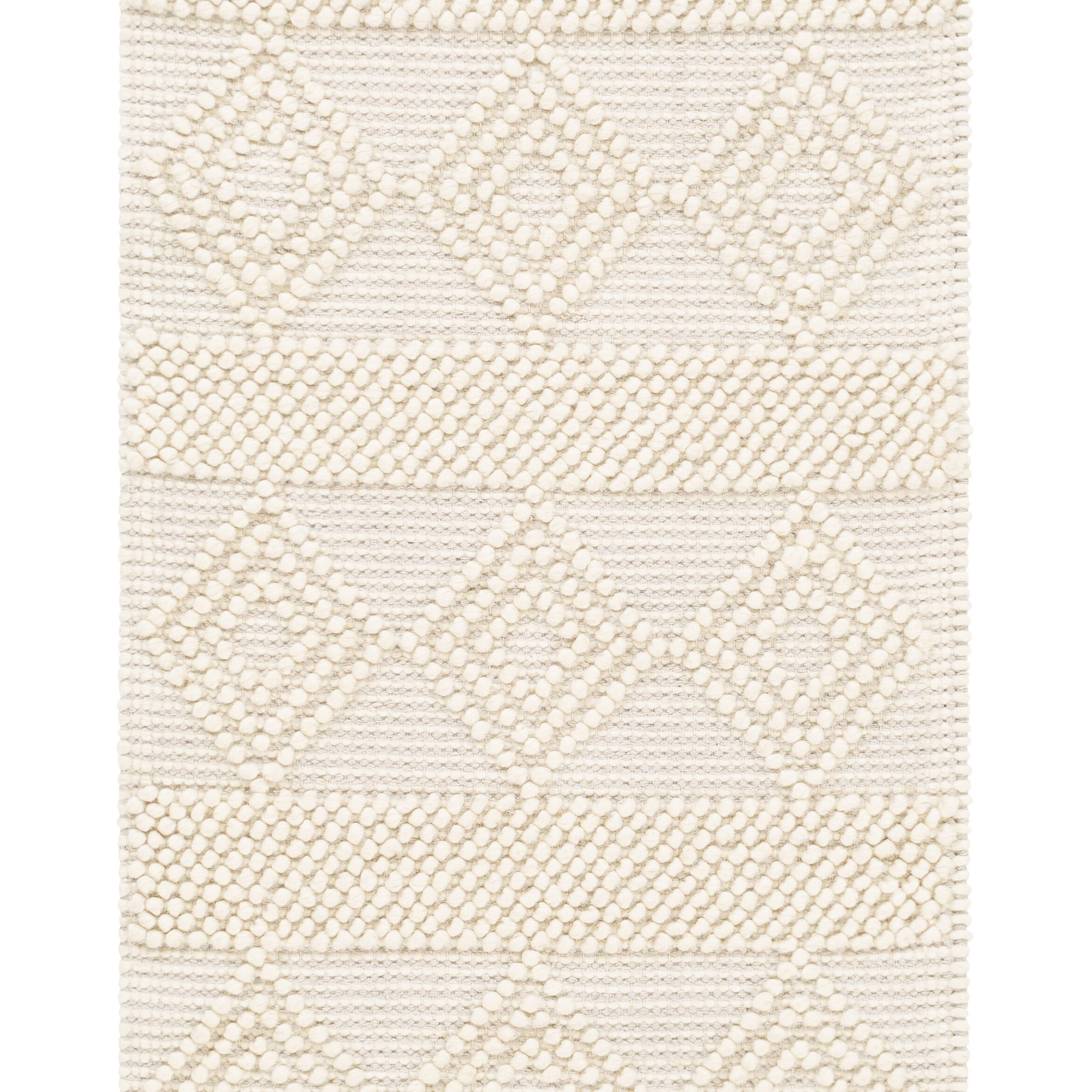 Union Rustic Clancy Wool And Cotton Wall Hanging With Regarding 2018 Blended Fabric Clancy Wool And Cotton Wall Hangings With Hanging Accessories Included (View 3 of 20)