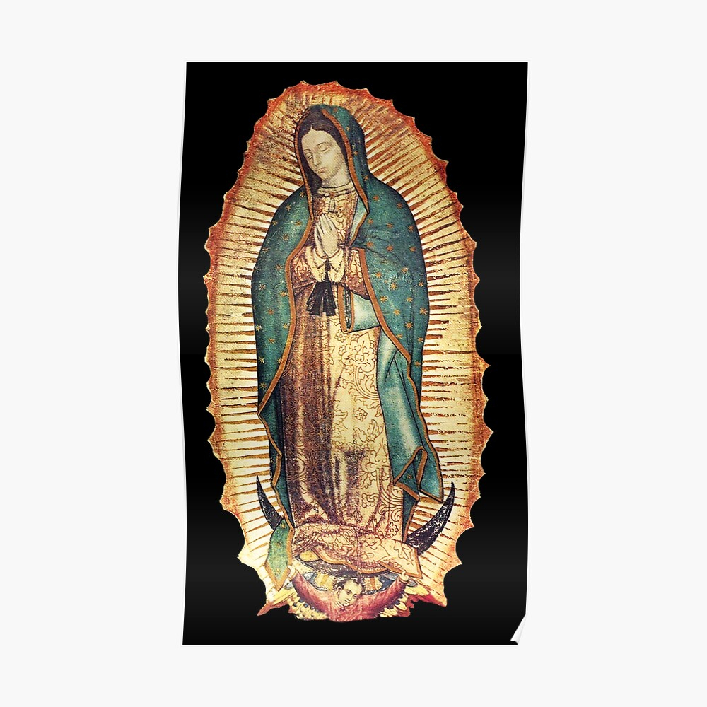 Virgin Mary. Our Lady Of Guadalupe (View 14 of 20)
