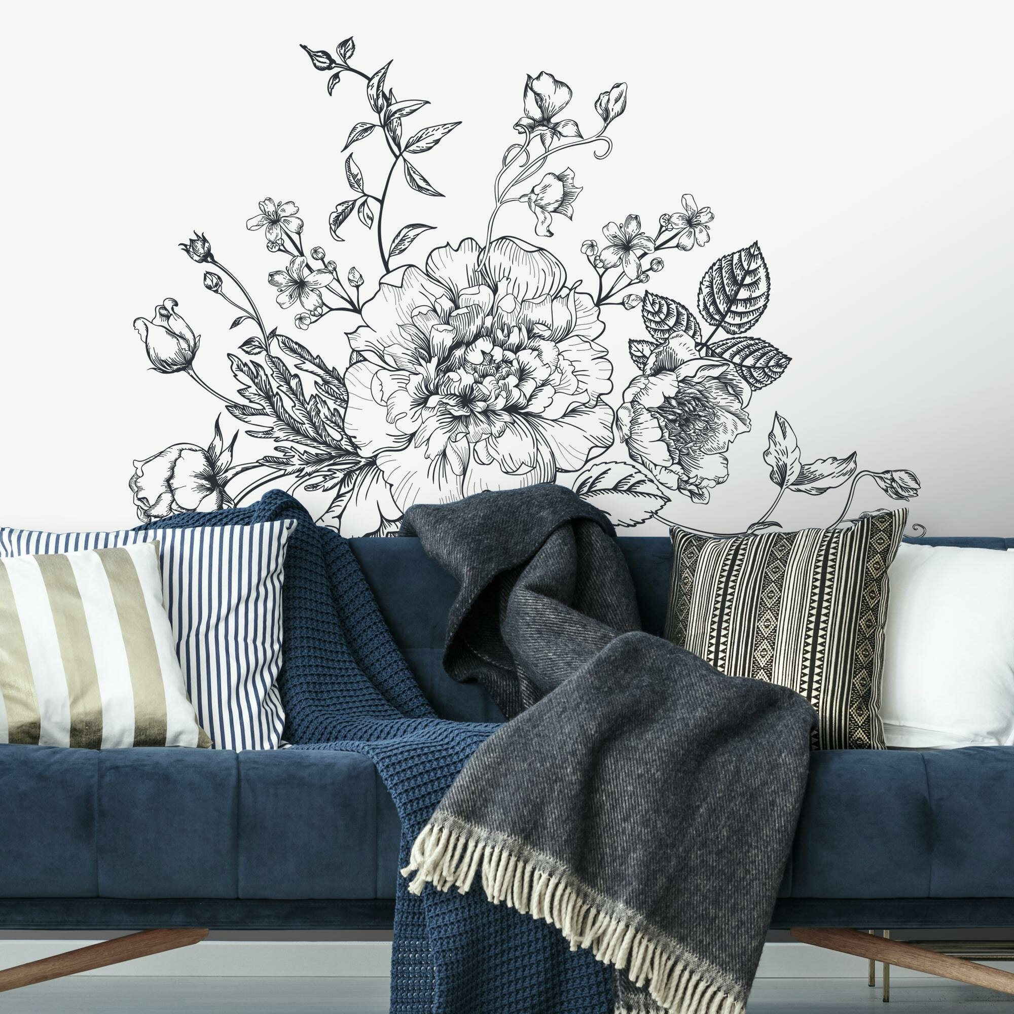 Wall Decals You'll Love In 2021 | Wayfair For 2018 Blended Fabric Freedom Verse Tapestries And Wall Hangings (View 13 of 21)