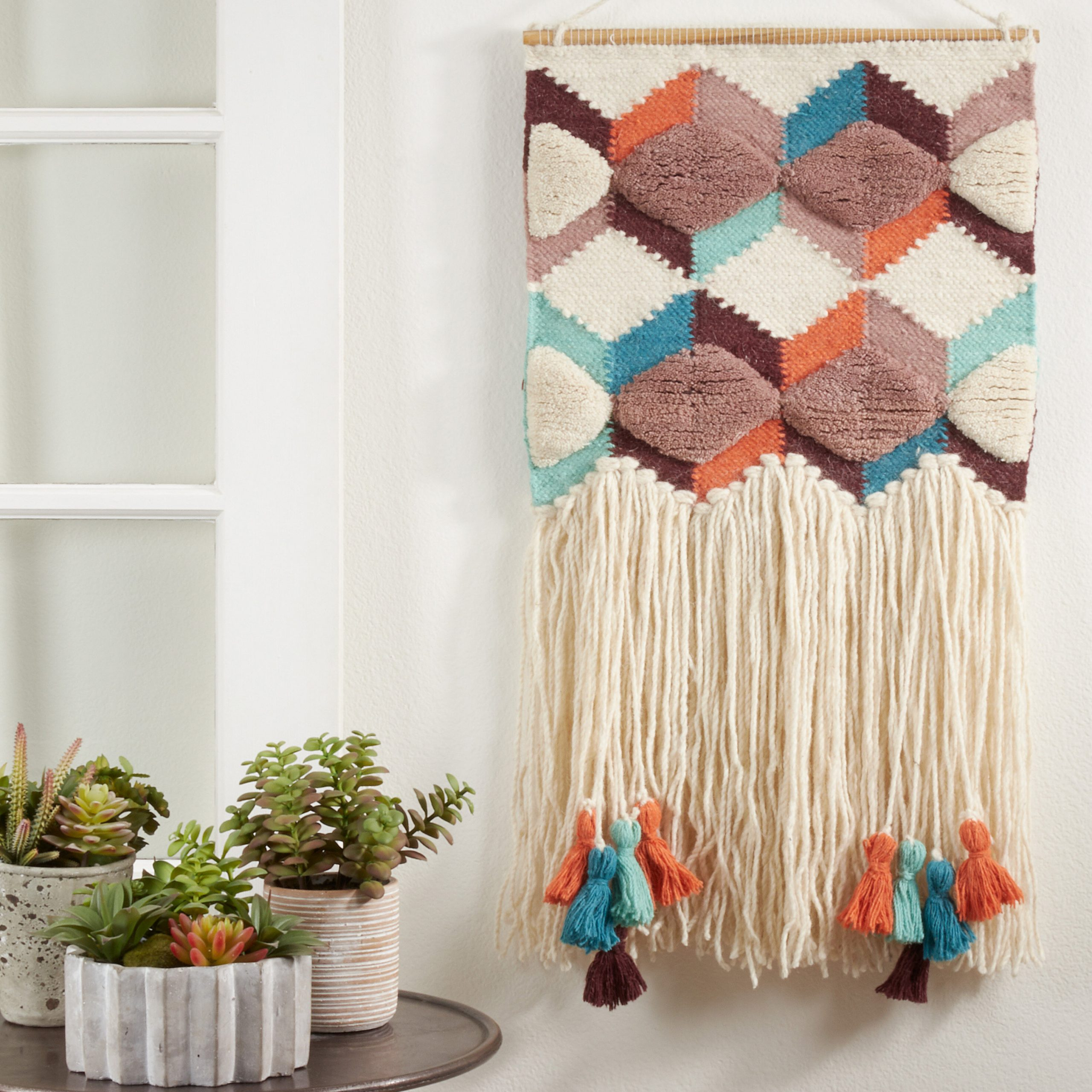 "Wayfair | Large 33"" 40"" Tapestries You'll Love In 2021 For Most Current Blended Fabric Hohl Wall Hangings With Rod (View 5 of 20)"