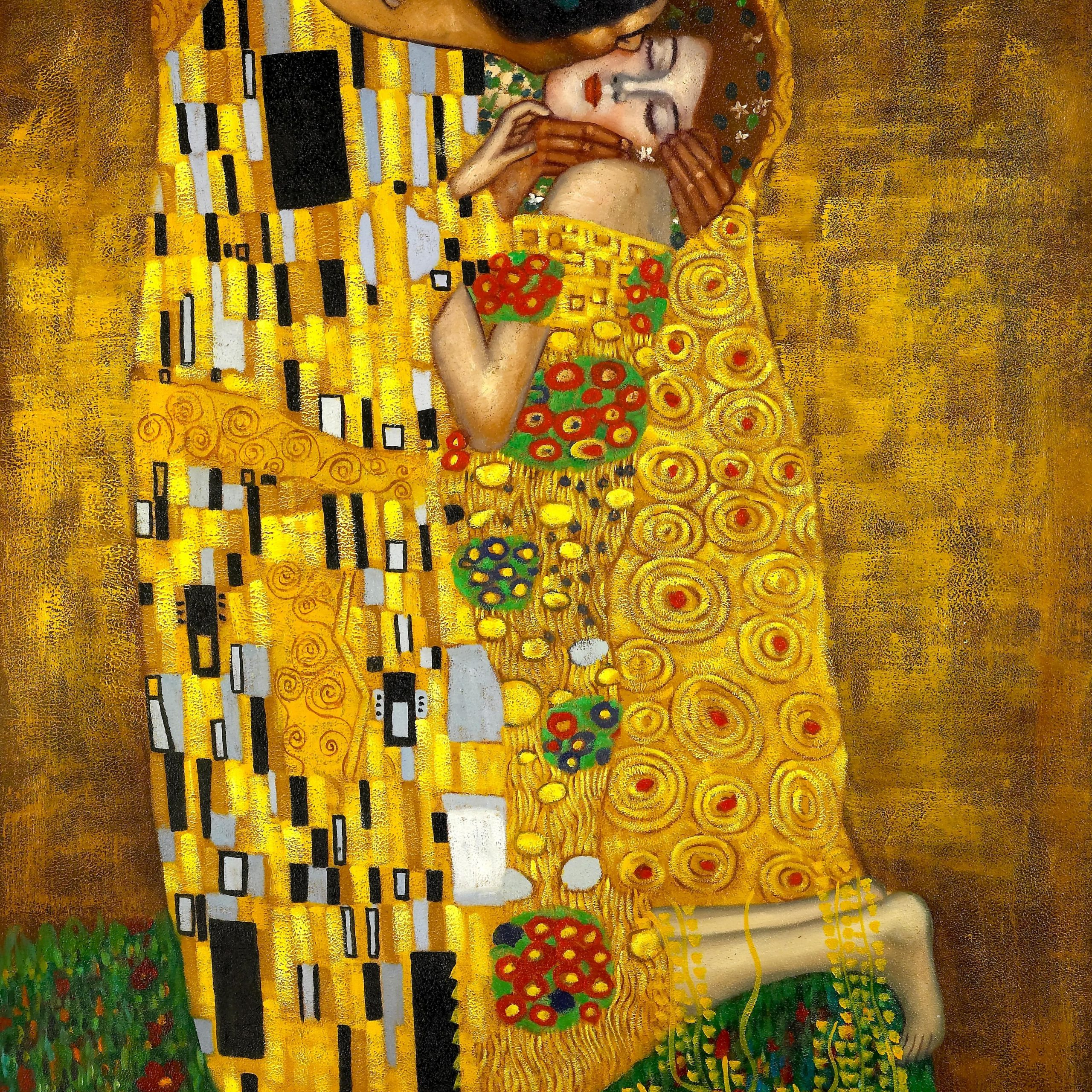 What Is Art To You? | Klimt Paintings, Klimt, Romantic Paintings Inside Most Popular Blended Fabric Klimt Tree Of Life Wall Hangings (View 14 of 20)