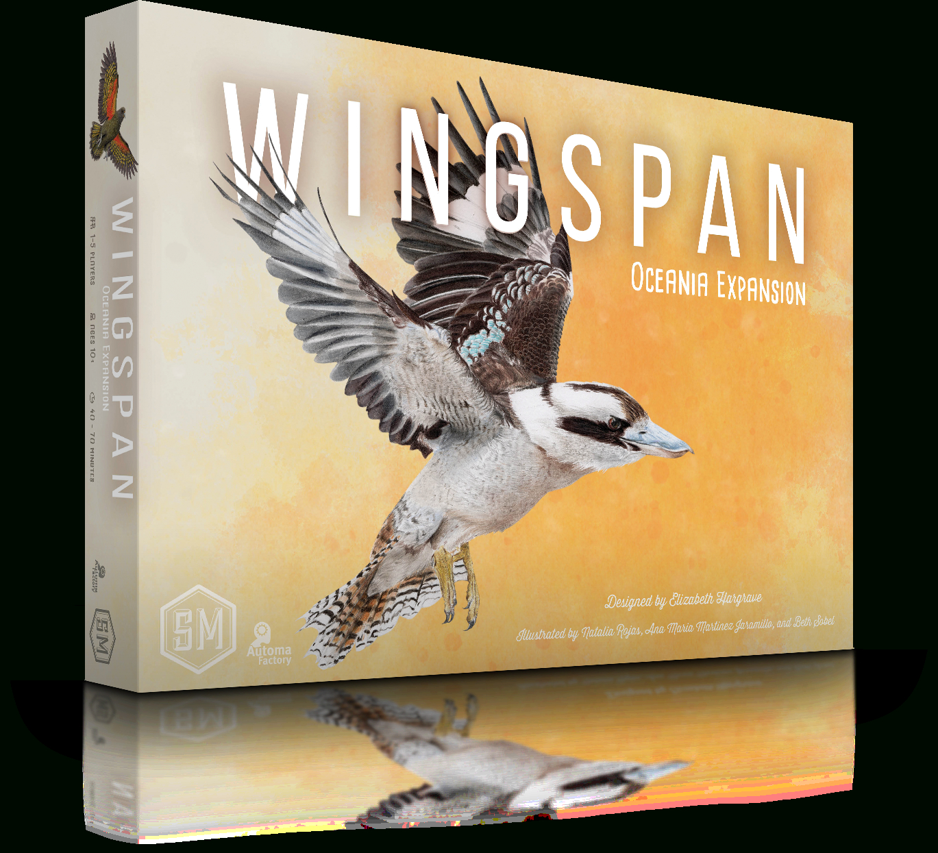 Wingspan Oceania Expansion – Stonemaier Games With Regard To Most Current Birds Face To Face I European Tapestries (View 14 of 20)