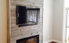 Wall Accents With Tv