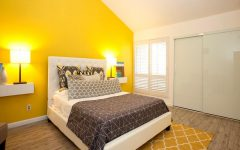Yellow Wall Accents