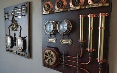 Steampunk Wall Art