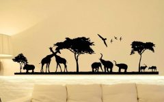 3D Animal Wall Art