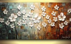 Oil Painting Wall Art on Canvas