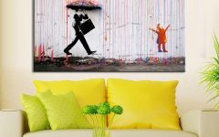Abstract Wall Art Living Room