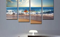 Beach Canvas Wall Art