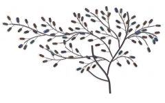 Windswept Tree Wall Decor