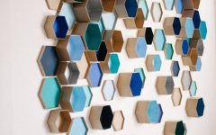 Circles 3d Wall Art