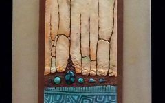 Polymer Clay Wall Art