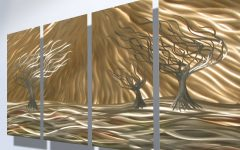 Cheap Abstract Metal Wall Art