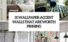 Wallpaper Wall Accents