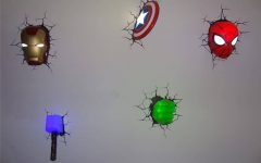 Marvel 3d Wall Art
