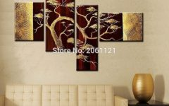 4 Piece Wall Decor Sets