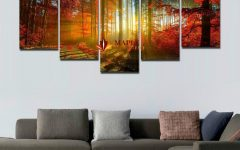Cheap Large Canvas Wall Art