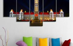Ottawa Canvas Wall Art