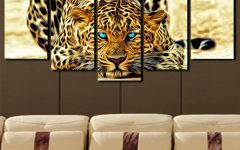 Animal Wall Art canvas