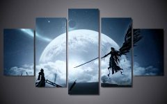 7 Piece Canvas Wall Art