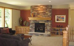 Fireplace Wall Accents