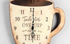 Coffee Theme Metal Wall Art