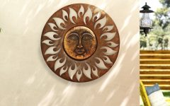 Aurora Sun Wall Decor