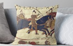 Blended Fabric Bayeux William Troops Wall Hangings