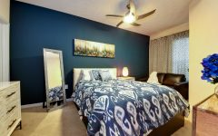 Blue Wall Accents