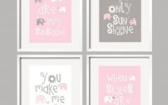 Custom Nursery Canvas Wall Art