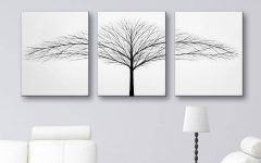 Large White Wall Art
