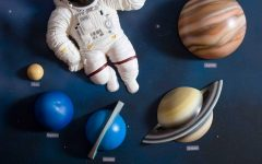 3D Solar System Wall Art Decor