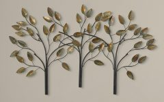 Desford Leaf Wall Decor
