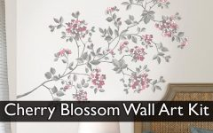 Cherry Blossom Wall Art
