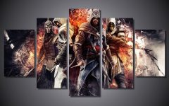 Gaming Canvas Wall Art