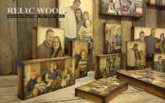 Personalized Wood Wall Art
