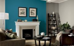 Wall Accents Colors for Bedrooms
