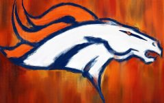 Broncos Wall Art