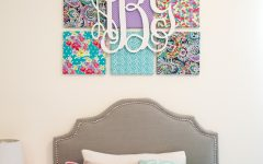 Diy Fabric Covered Wall Art