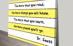 Dr Seuss Wall Art