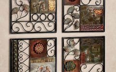 Metal Wall Art Sets